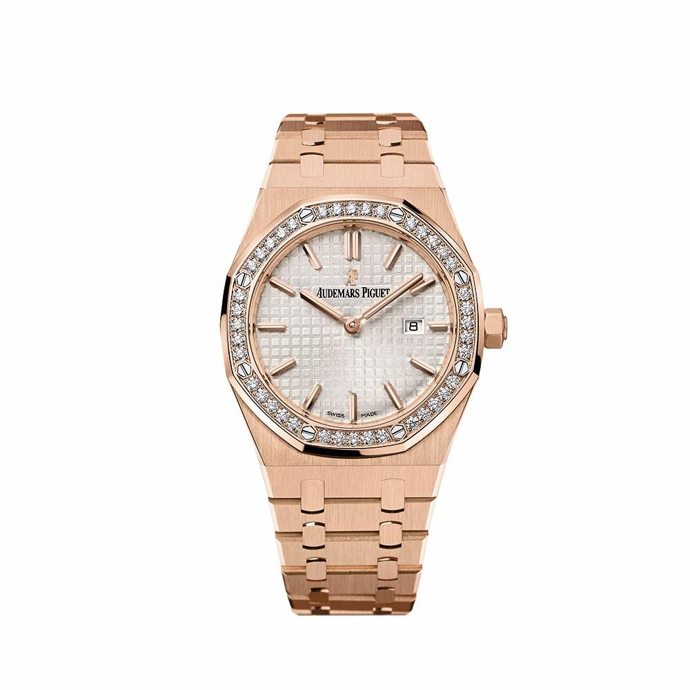Audemars Piguet Royal Oak Quartz Watch 67651OR.ZZ.1261OR.01