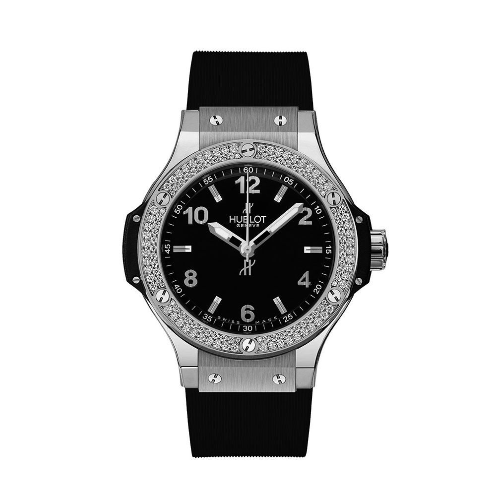 Hublot Big Bang Diamond Bezel Watch 38mm