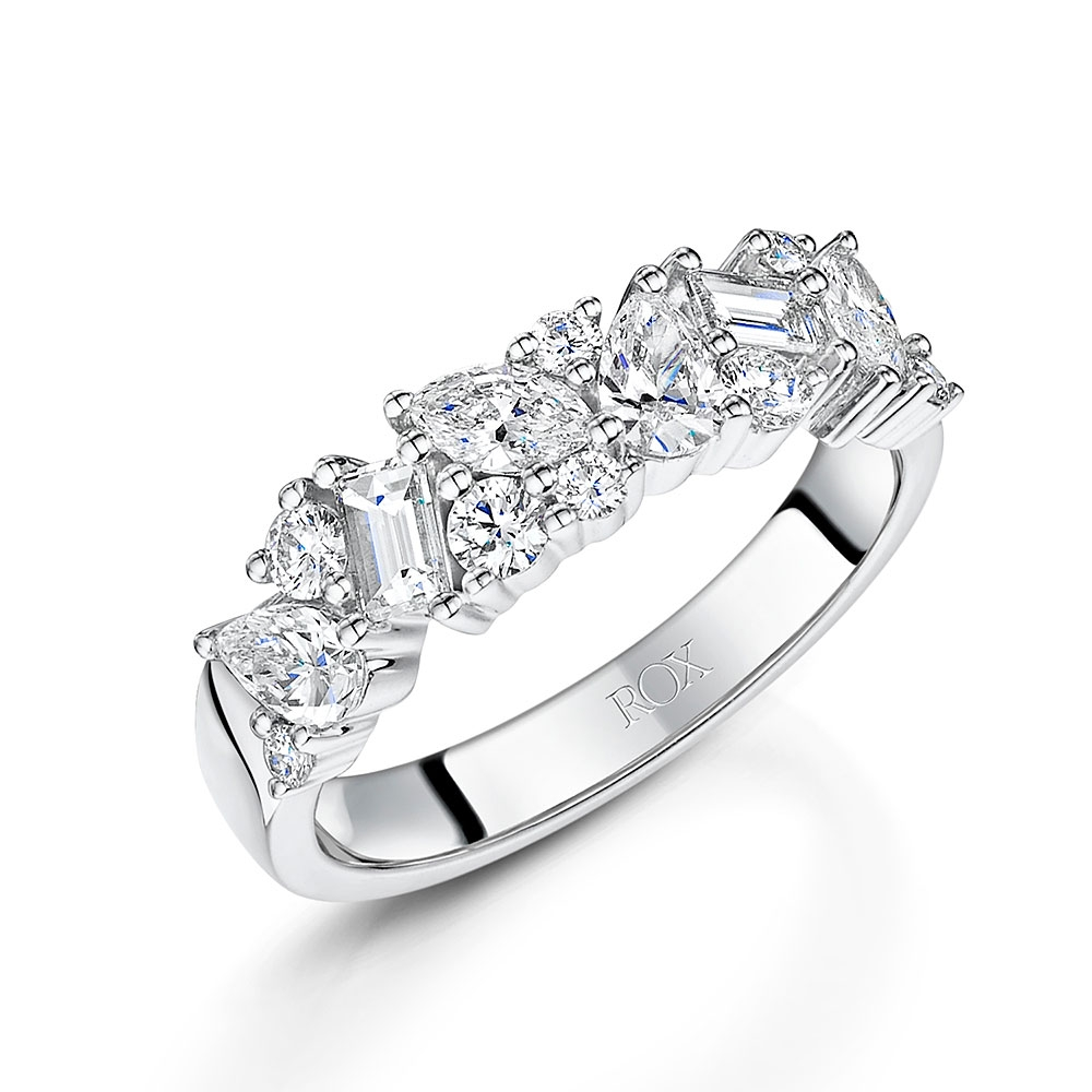 ROX Diamond Cocktail Ring 1.18cts