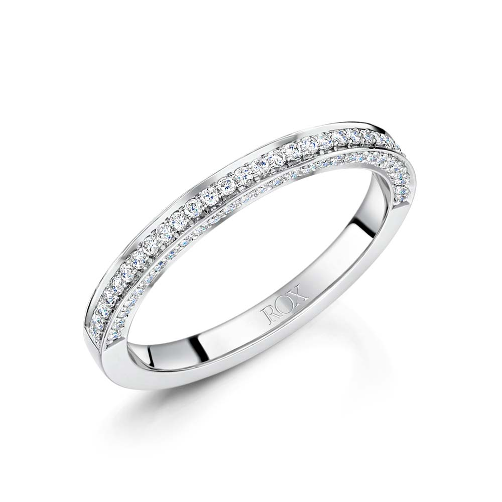 ROX Adore Diamond Wedding Ring 0.26cts