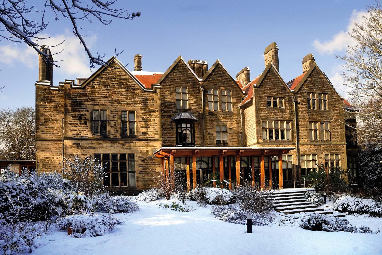 Winter Weddings: Jesmond Dene House
