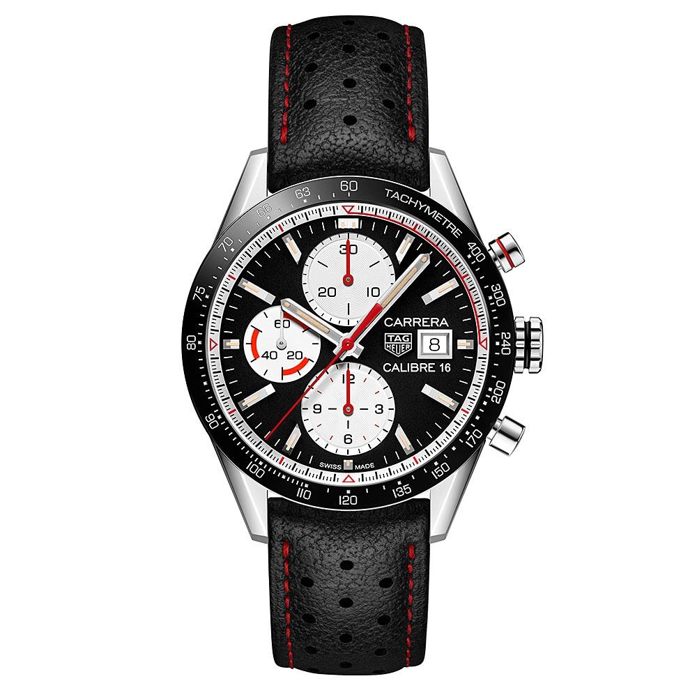 TAG Heuer Carrera Chrono Watch CV201AP.FC6429