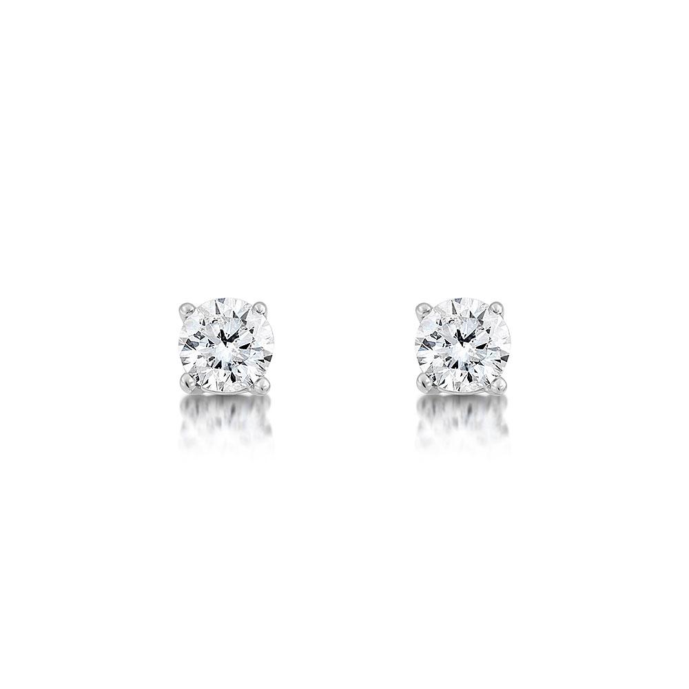 ROX Diamond Earrings 1.00cts