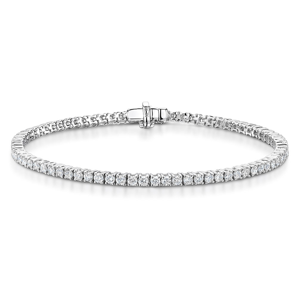 ROX Diamond Tennis Bracelet 4.00cts