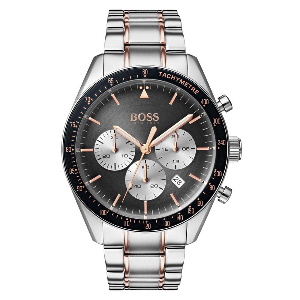 Hugo Boss Trophy Grey Dial Watch