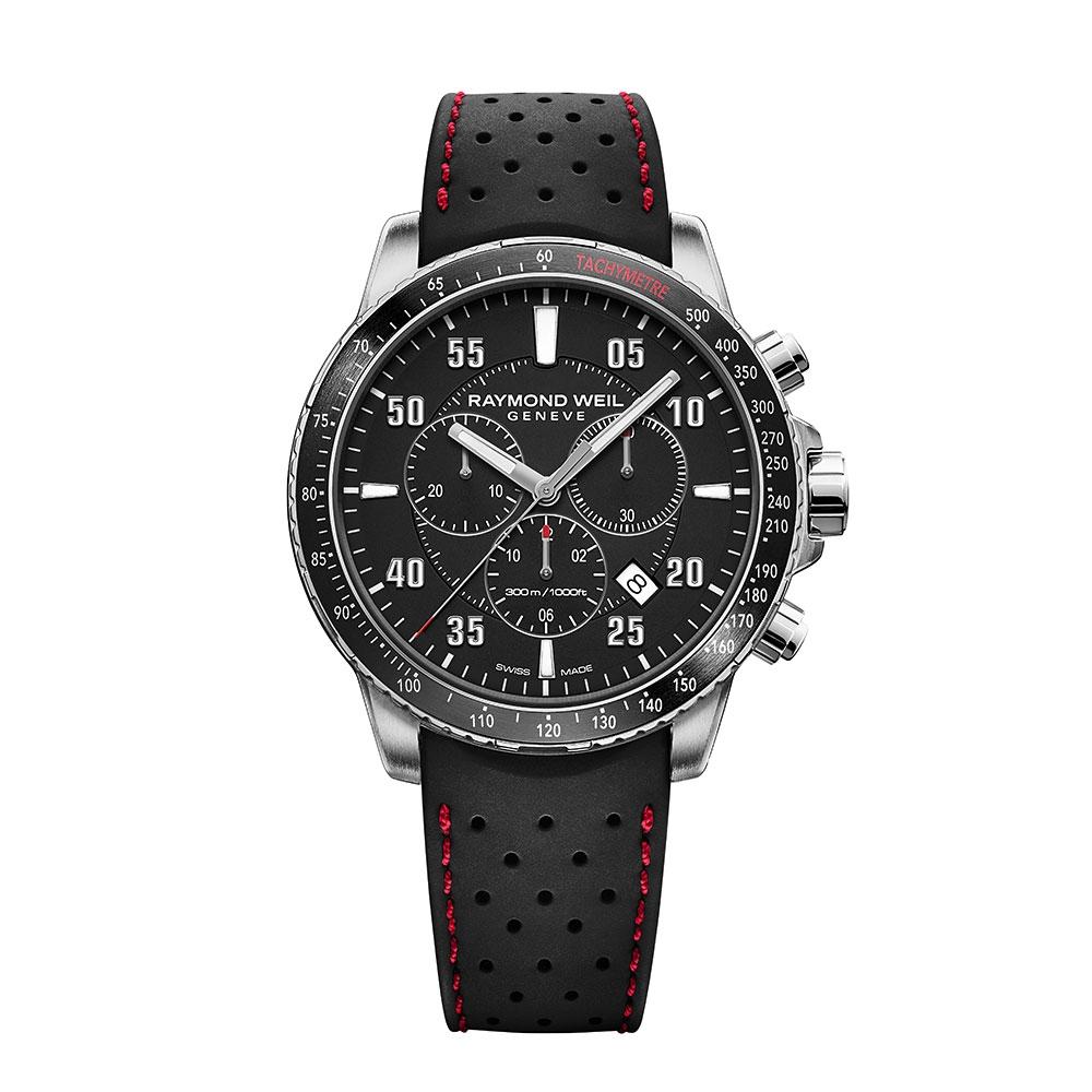 Raymond Weil Tango Chrono Watch 8570-SR1-05207