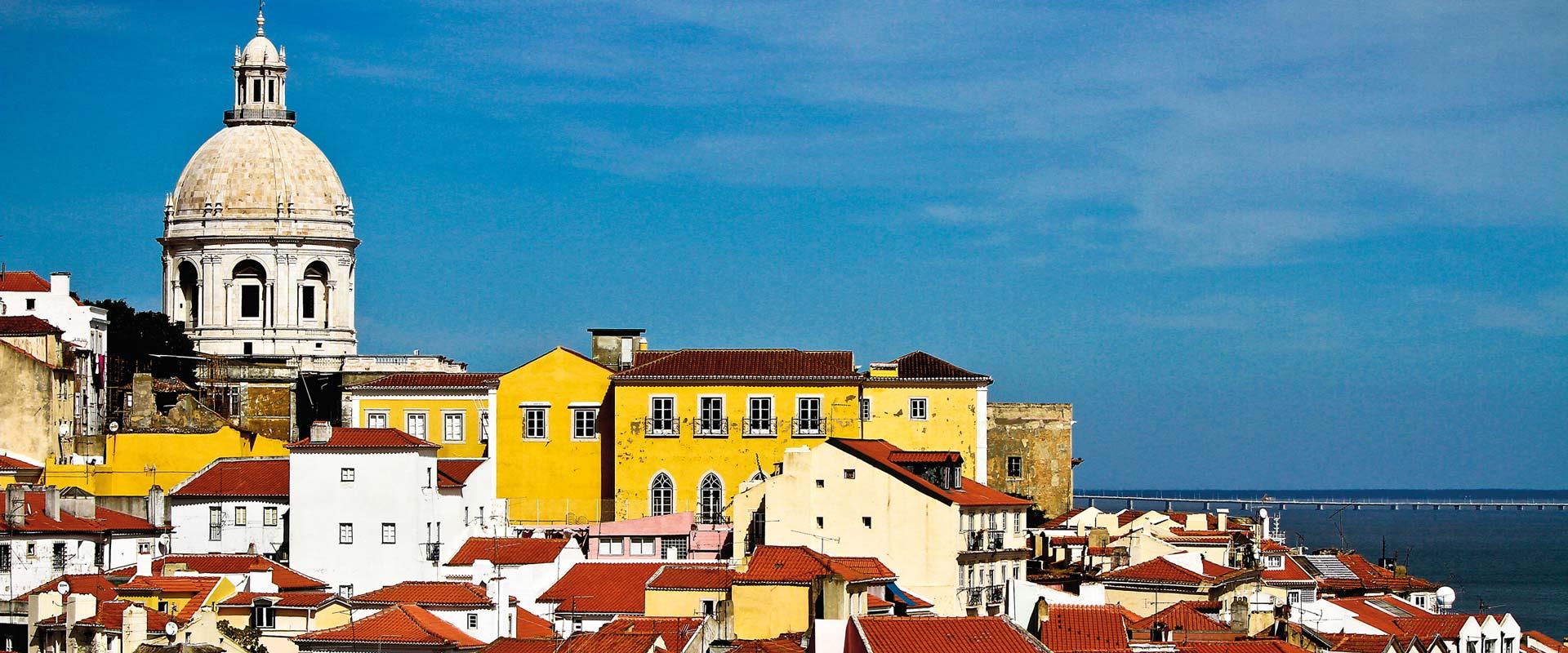 Rambling Man: Lisbon Portugal