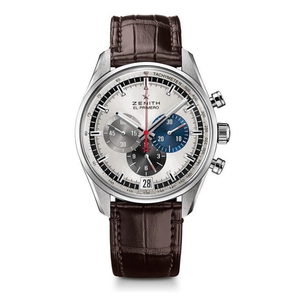 Zenith Chronomaster El Primero 42mm Strap Watch 03.2040.400/69.C494