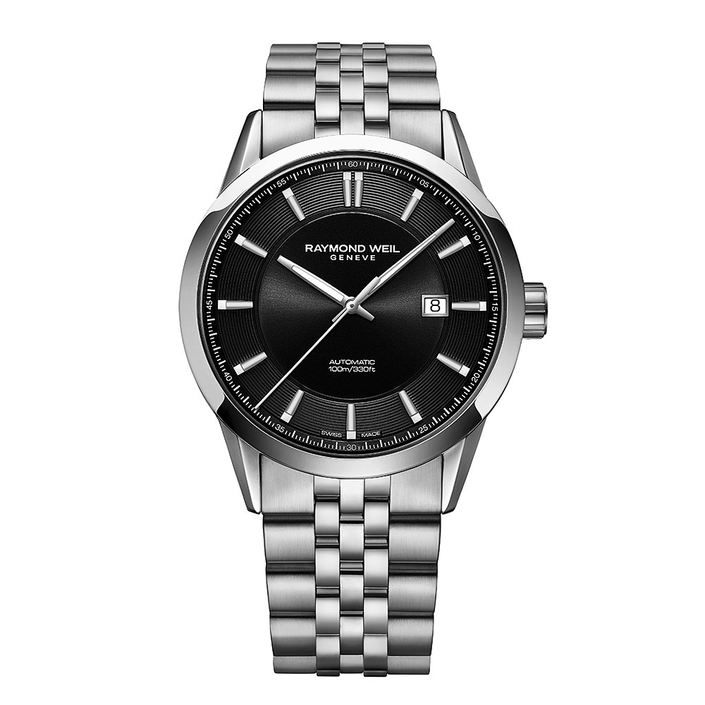 Raymond Weil Freelancer Steel Watch 2731-ST-20001
