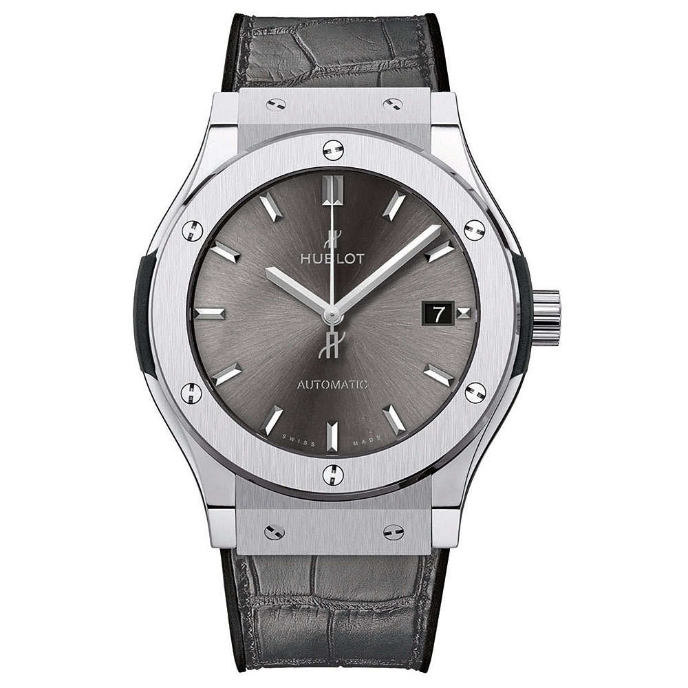 Hublot Classic Fusion Racing Grey Watch 45mm 511.NX.7071.LR