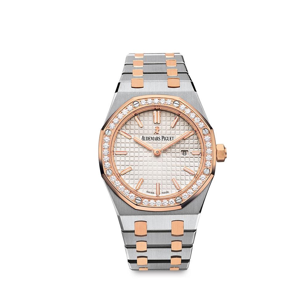 Audemars Piguet Royal Oak Quartz Watch 67651SR.ZZ.1261SR.01