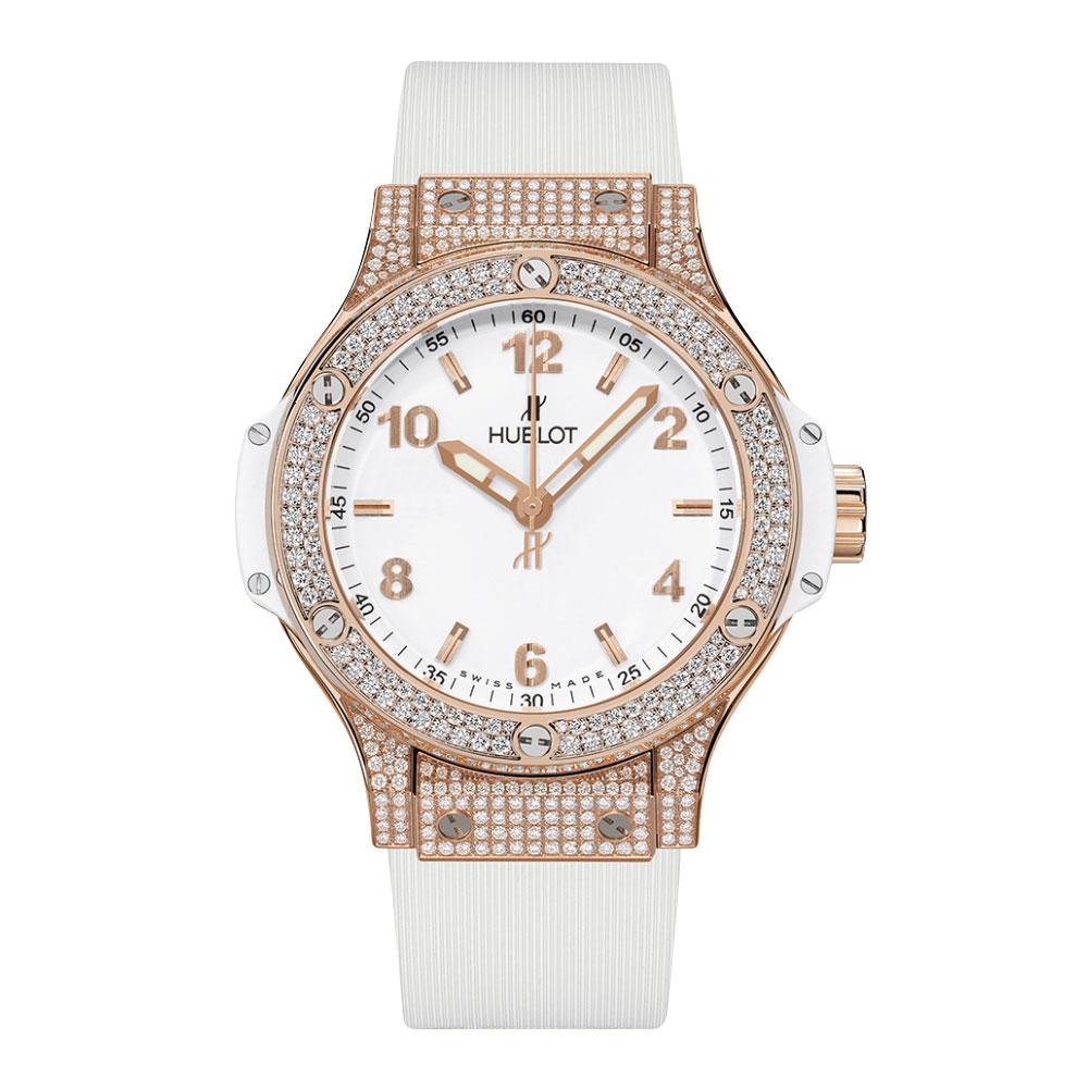 Hublot Big Bang Rose Gold Watch 361.PE.2010.RW.1704