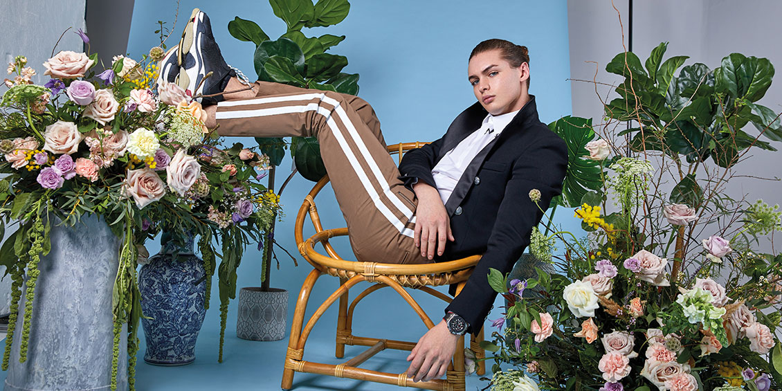 SS19 Man In Bloom Related