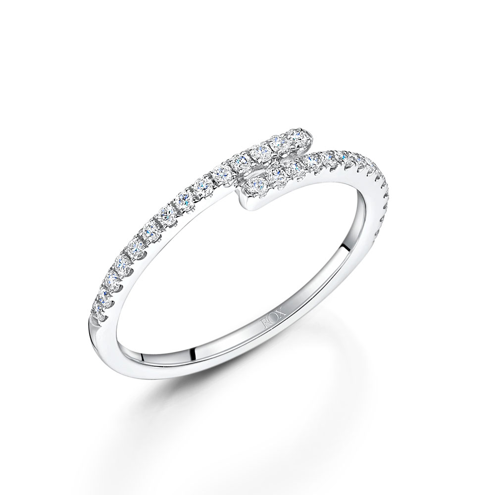 ROX Diamond Dress Ring 0.19cts