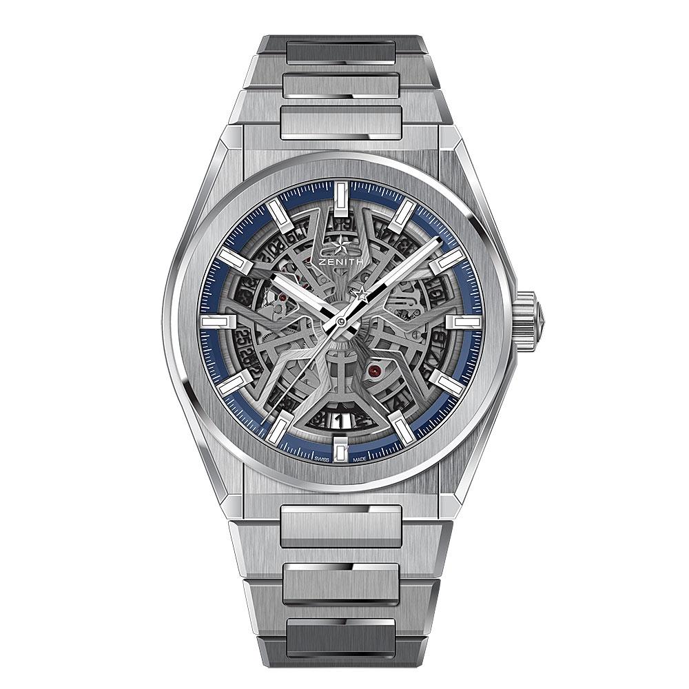 Zenith Defy Classic Titanium 41mm Watch