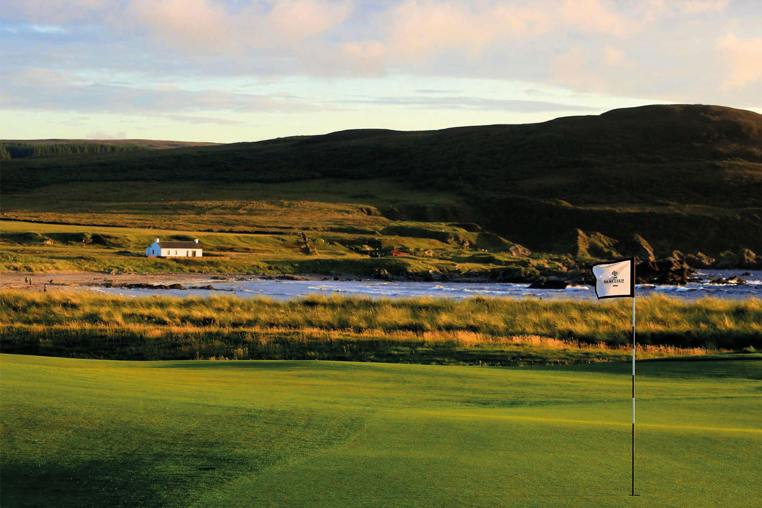 Great Drives Make it at Machrie