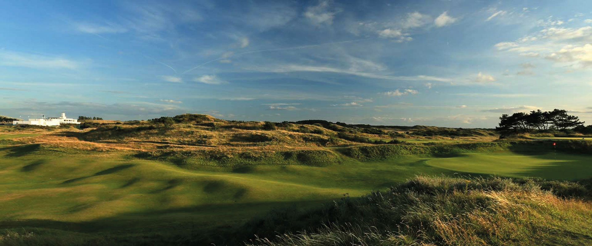 Great Drives Bunker Down at Birkdale