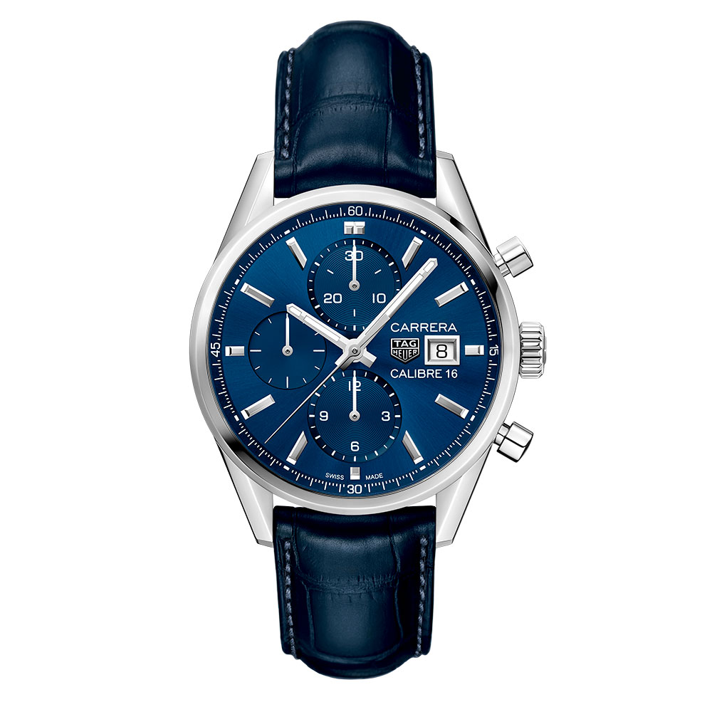 TAG Heuer Carrera Chrono Watch CBK2112.FC6292