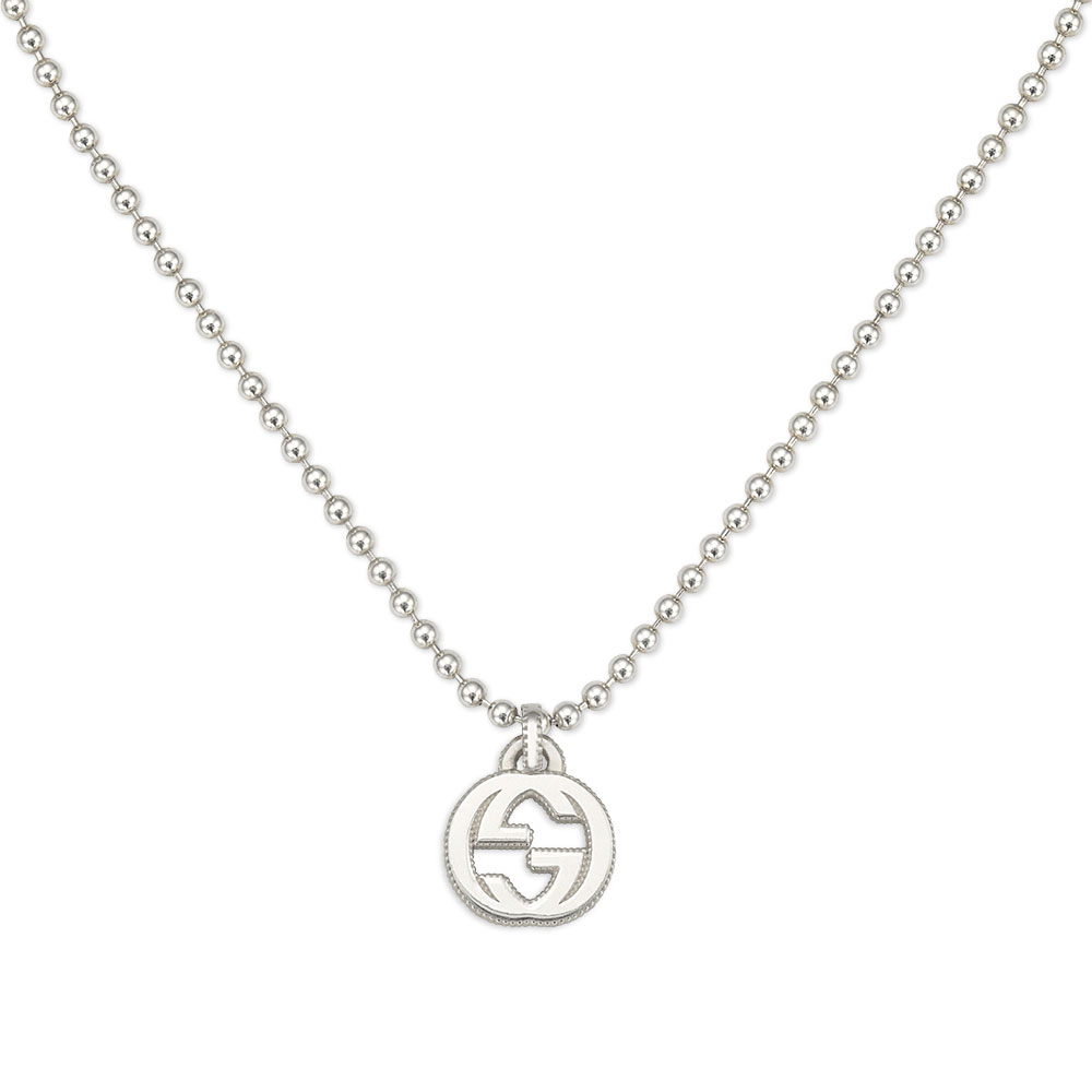Gucci Interlocking G Necklace YBB479219001