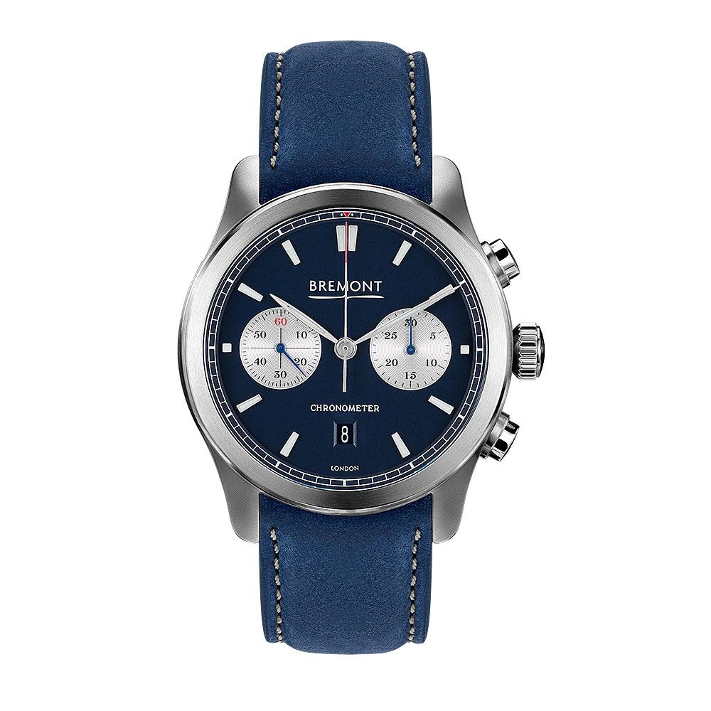 Bremont Classic Blue Dial Watch ALT1-C/BL