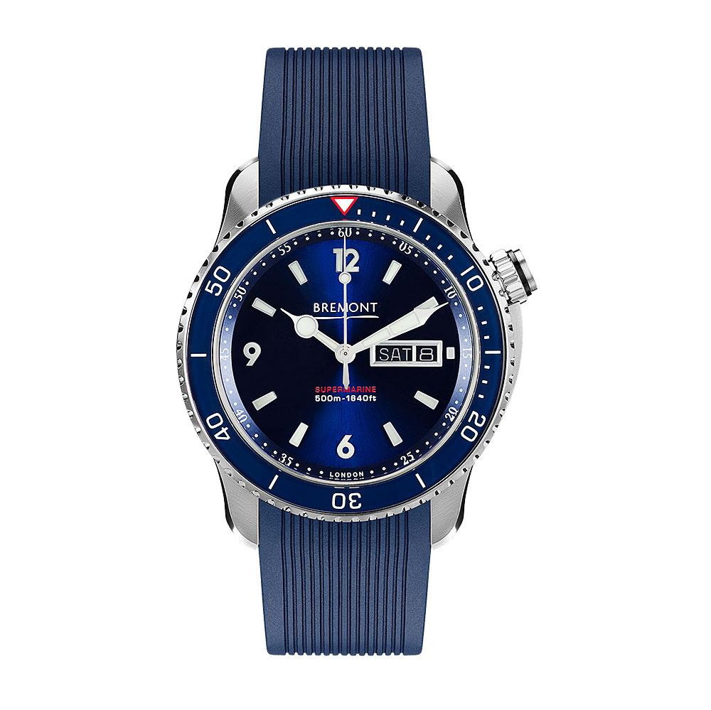 Bremont Supermarine Type 500 Divers Watch S500/BL
