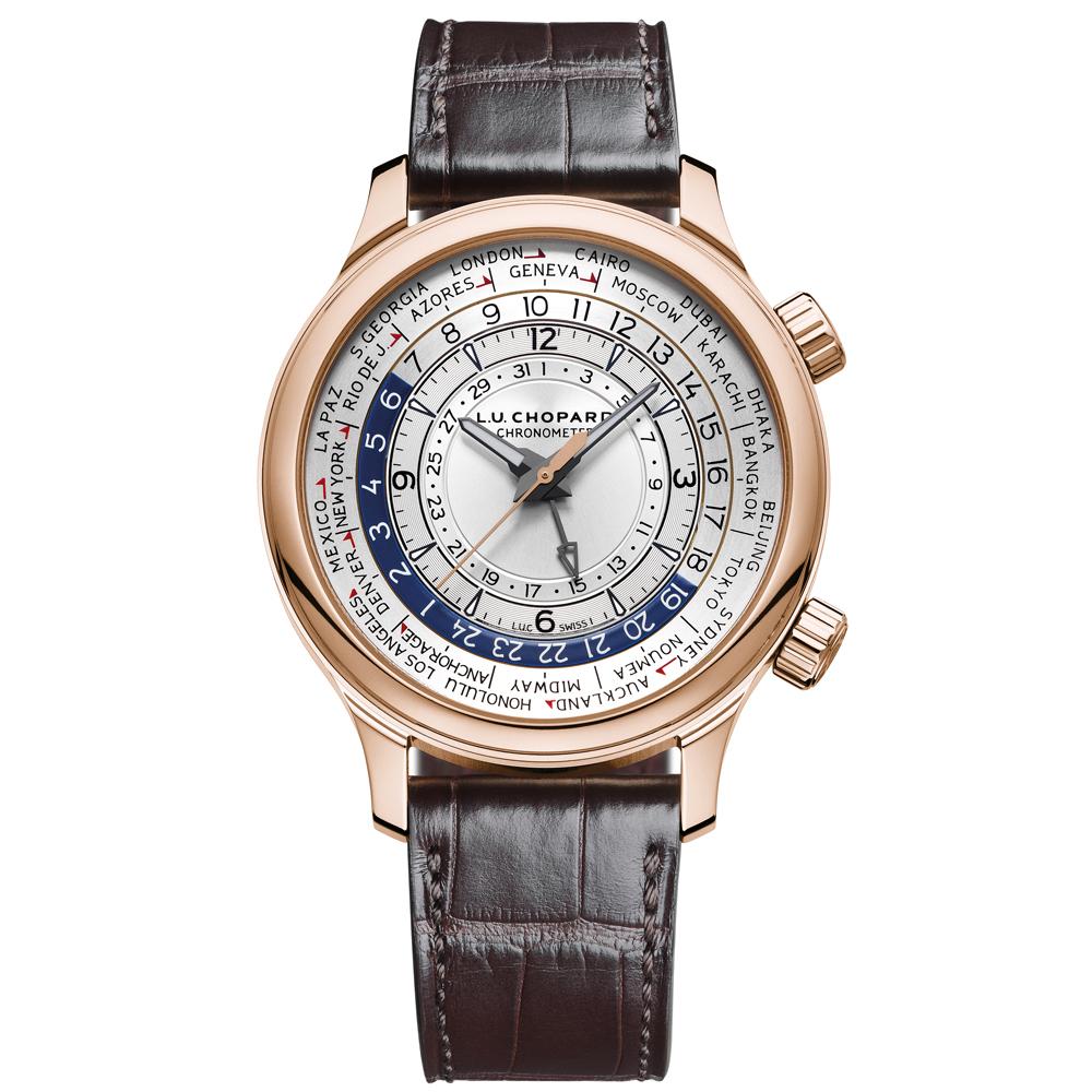 Chopard L.U.C Time Traveller One Watch 161942-5001