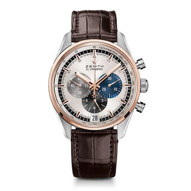 Zenith Chronomaster El Primero 42mm Strap Watch