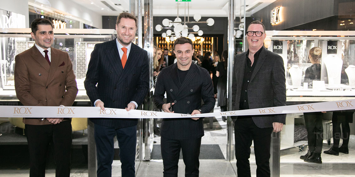 Hublot Liverpool Event Related