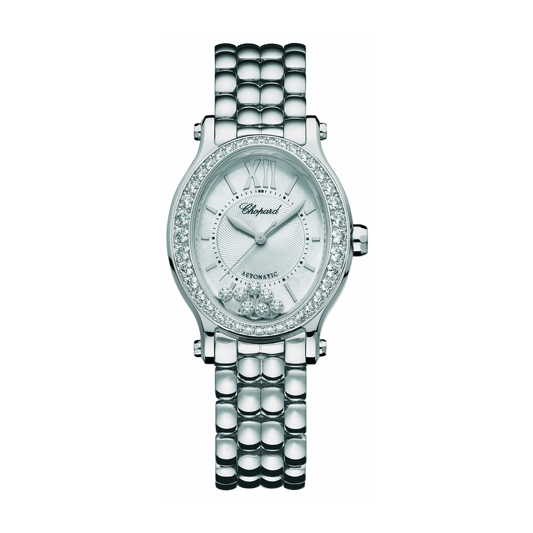 Chopard Happy Sport Oval Watch 278602-3004