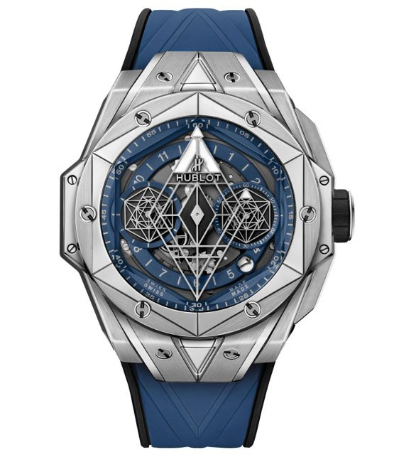 Big Bang Sang Bleu II Limited Edition