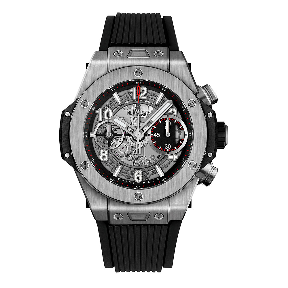 Hublot Big Bang Unico Titanium Watch 42mm