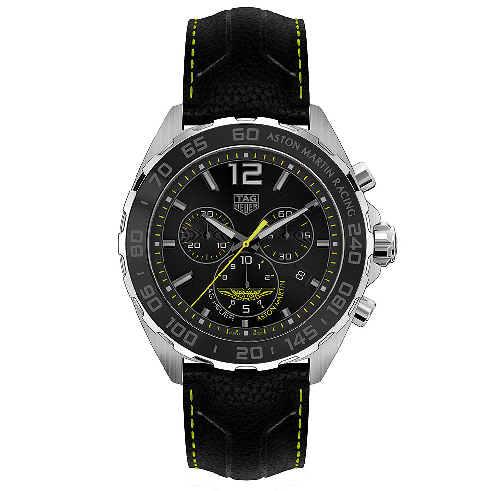 TAG Heuer Formula 1 Aston Martin Watch