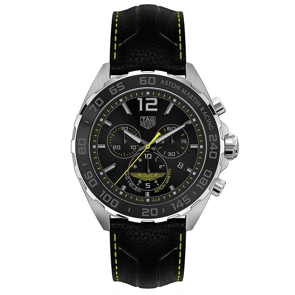 TAG Heuer Formula 1 Aston Martin Watch