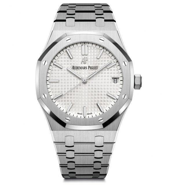 Royal Oak Selfwinding 41mm silver-toned