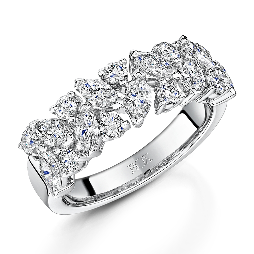 Diamond Dress Ring 1.56cts
