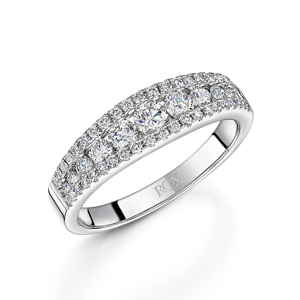 ROX Diamond Dress Ring 0.76cts