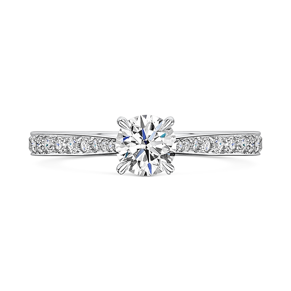 Adore Diamond Pave Ring 1.05cts