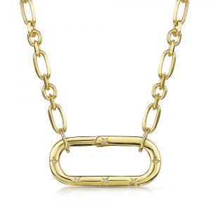 ROX LOX Diamond Necklace 0.02ct
