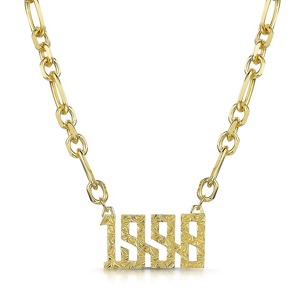 ROX LOX '1998' Necklace