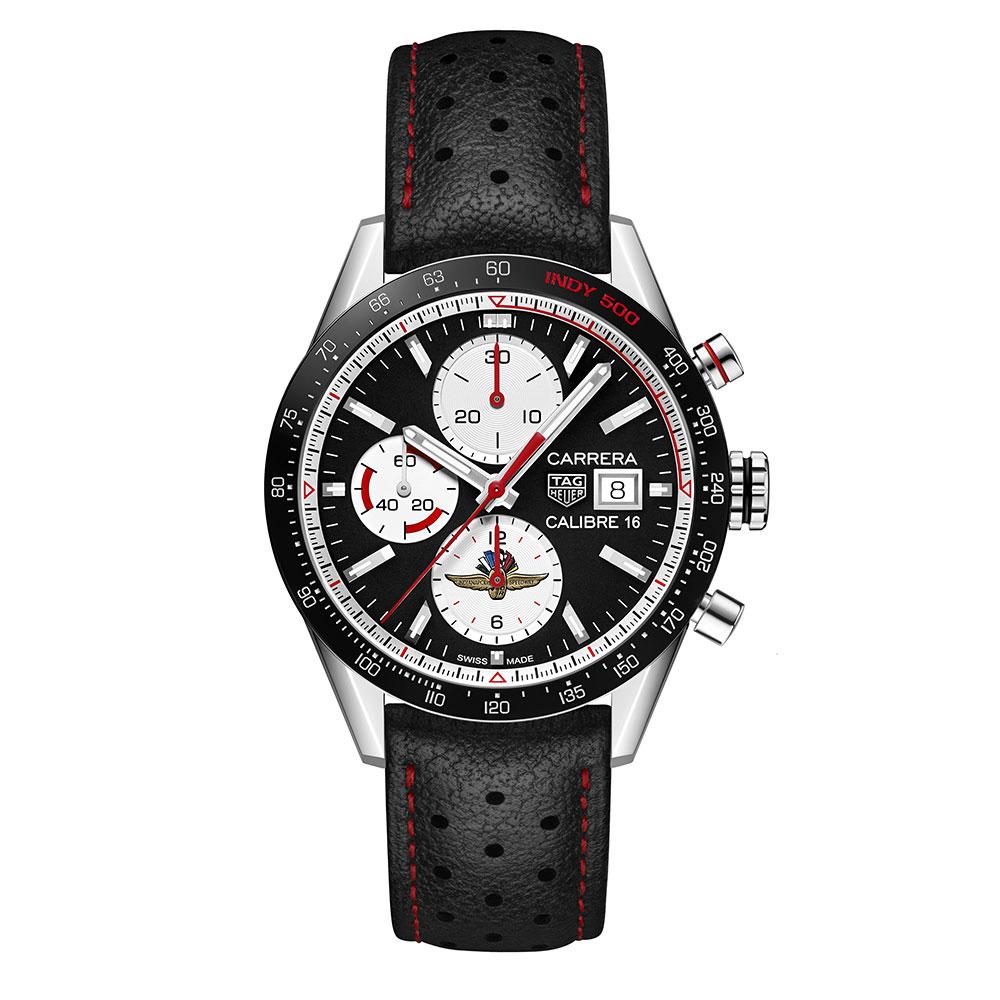 TAG Heuer Carrera Chrono Watch CV201AS.FC6429