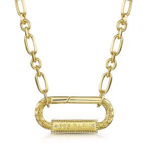 ROX LOX '90's Baby' Diamond Necklace 0.01ct
