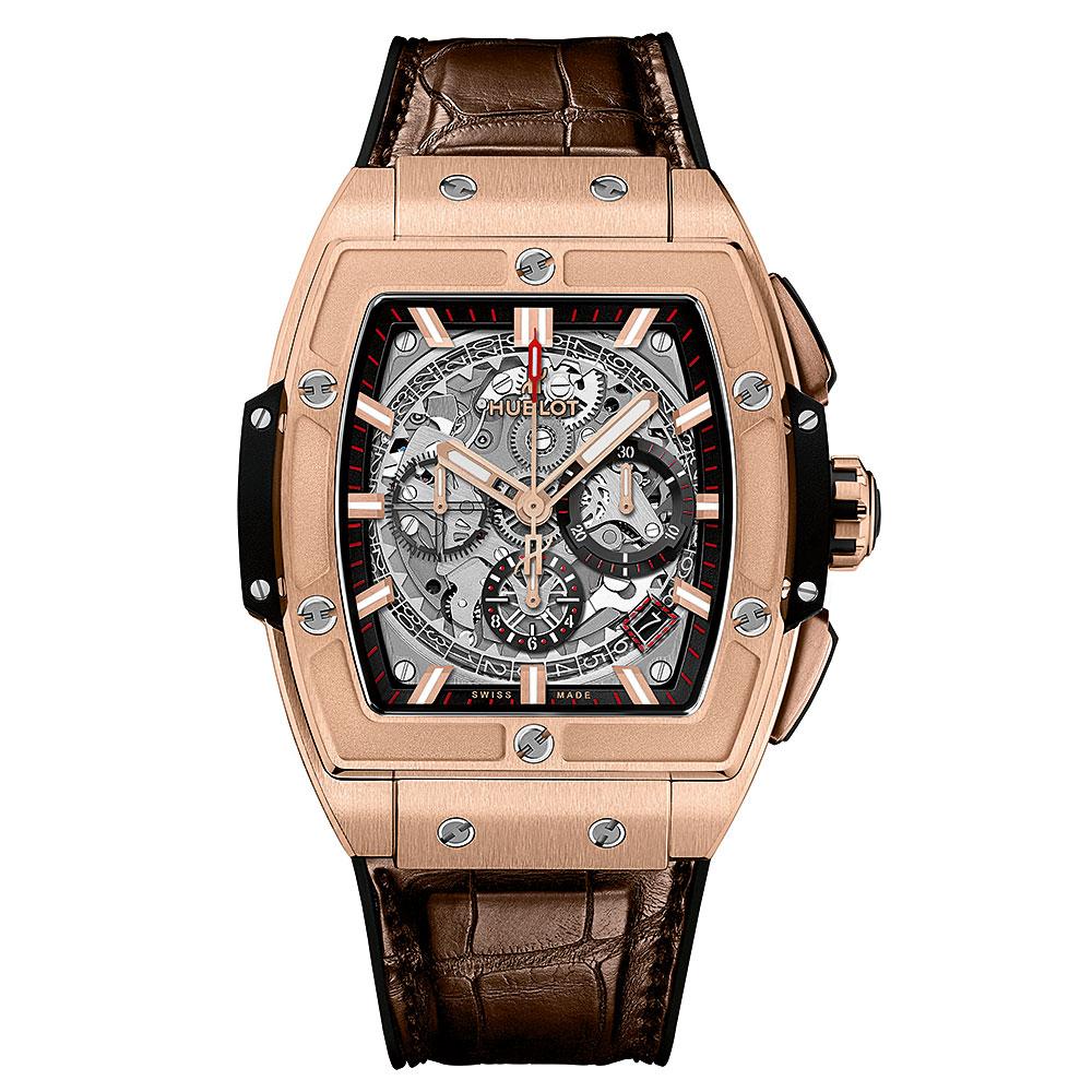 Hublot Spirit of Big Bang King Gold Watch 42mm 641.OX.0183.LR