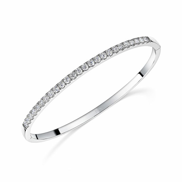 Diamond Bangle 2.04cts