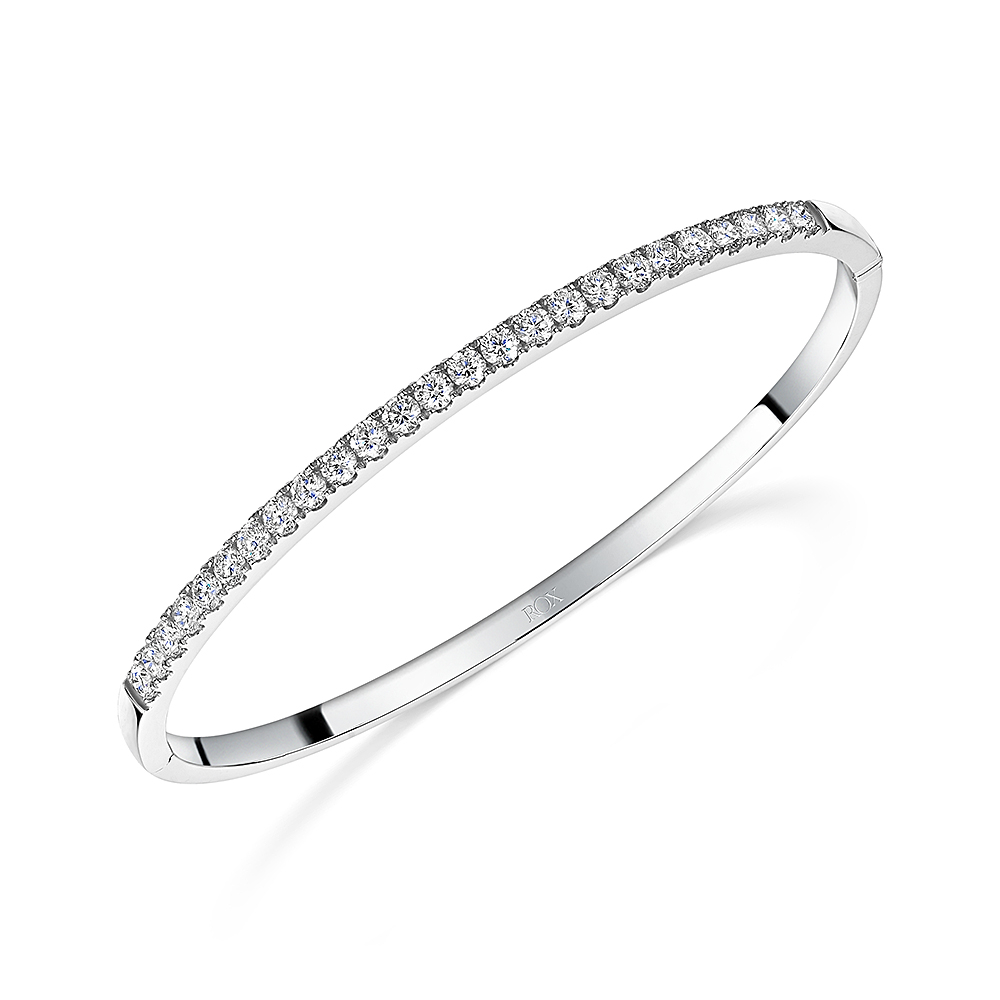 Diamond Bangle 2.04cts