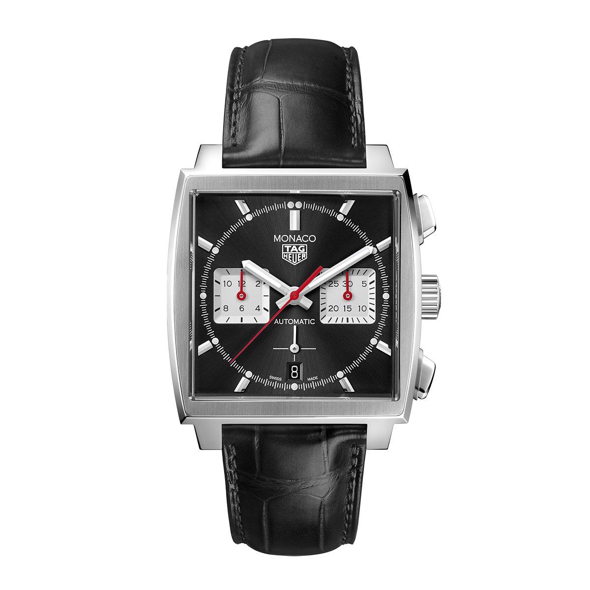 TAG Heuer Monaco Chronograph Watch