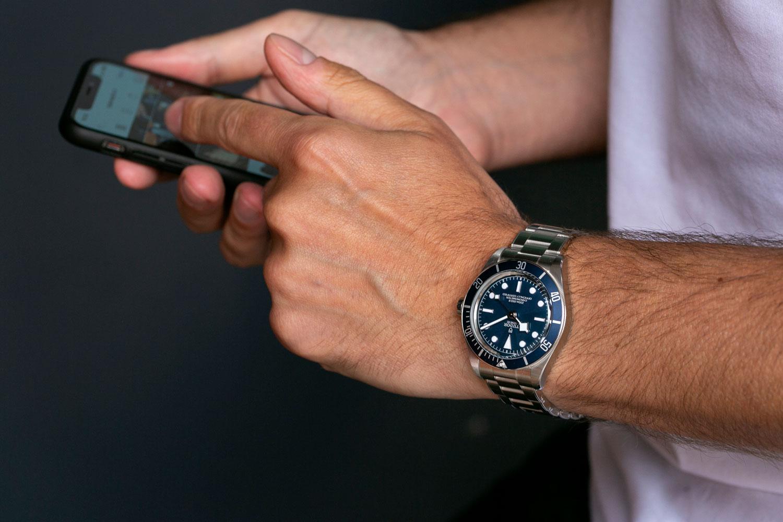 Tudor Black Bay Fifty-Eight Bracelet Watch M79030B