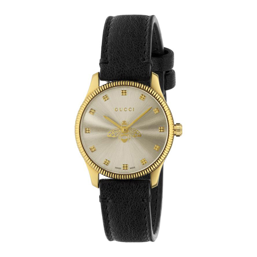 Gucci G-Timeless Slim Strap Watch YA1265023