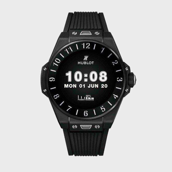 Hublot Big Bang E Black Ceramic Watch 42mm