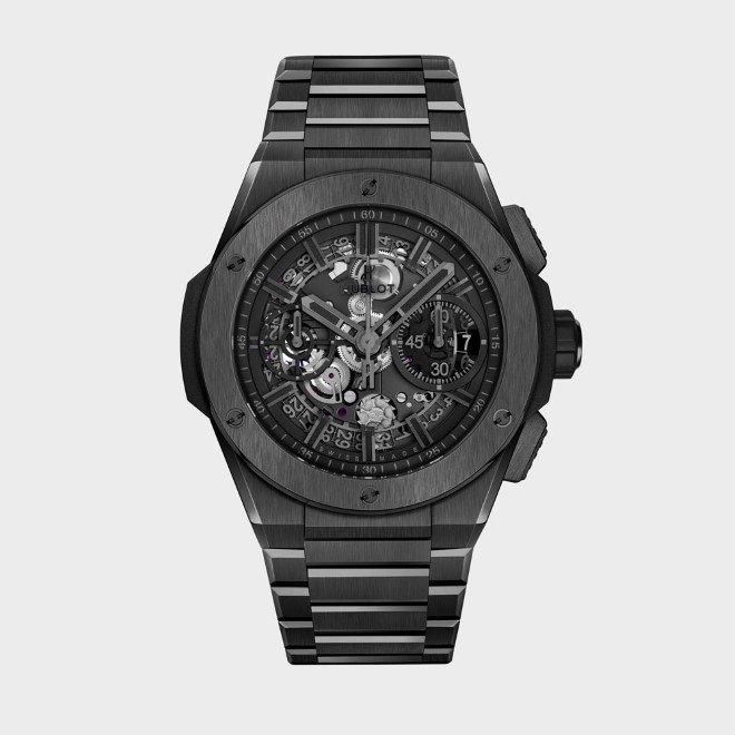 Hublot Big Bang Integral All Black Watch 42mm