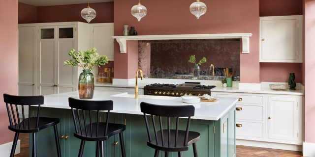 Interiors | Everything, plus the kitchen sink
